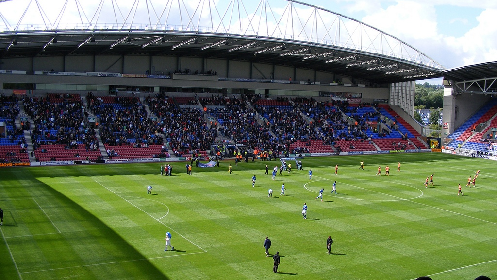 Wigan Athletic 24 7 Football